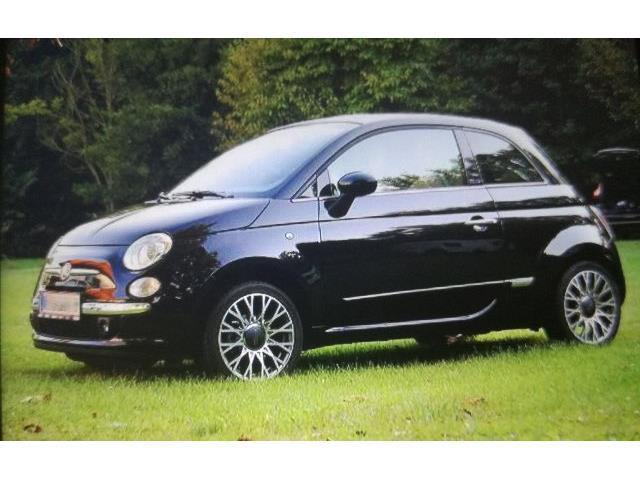verkauft fiat 500c 500 cabrio 1 2 loun gebraucht 2011 km in achau. Black Bedroom Furniture Sets. Home Design Ideas