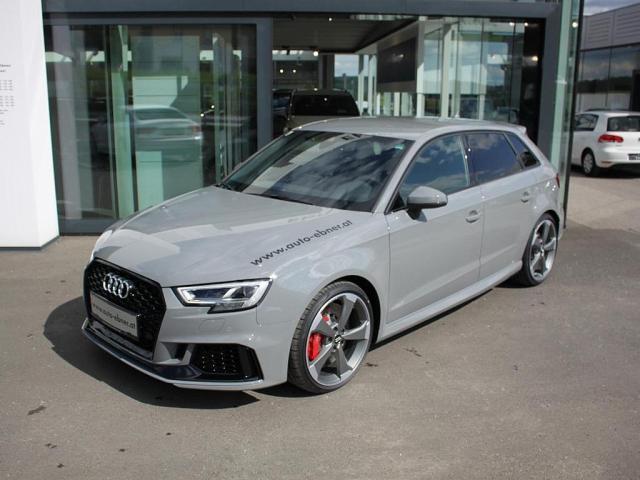 Audi rs3 sportback 2017 gebraucht 2