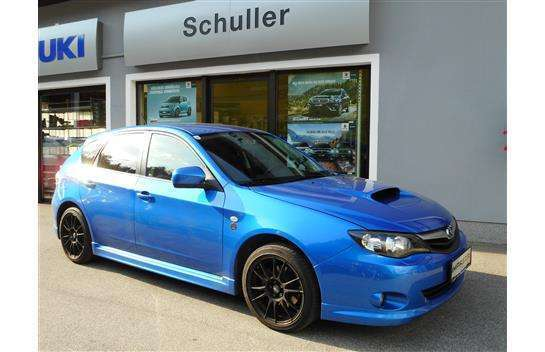 verkauft subaru impreza hatchback 2 0d gebraucht 2010 km in gams bei hieflau. Black Bedroom Furniture Sets. Home Design Ideas