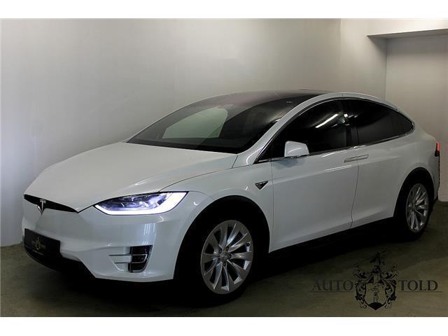 Verkauft Tesla Model X 90d Mit Batter Gebraucht 2017 18 000 Km
