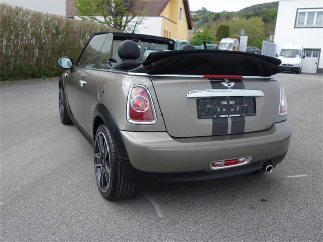 gebraucht cabrio cabrio 1 6 roadster mini one cabriolet 2013 km in sch nkirchen rey. Black Bedroom Furniture Sets. Home Design Ideas