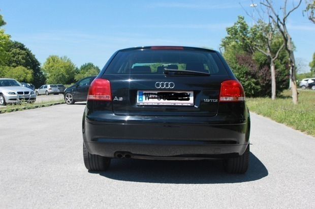 verkauft audi a3 ambition sportversio gebraucht 2008 km in wien. Black Bedroom Furniture Sets. Home Design Ideas