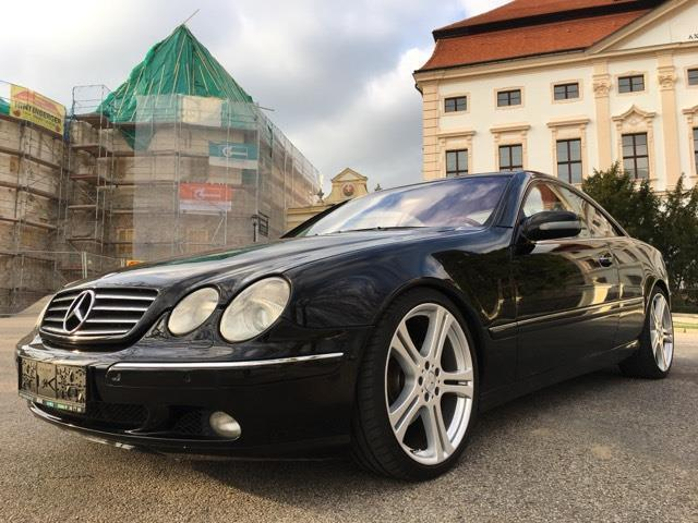 59 gebrauchte mercedes cl class mercedes cl class. Black Bedroom Furniture Sets. Home Design Ideas
