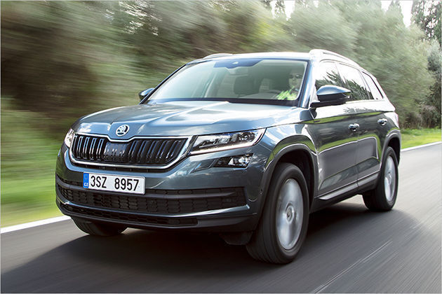 verkauft skoda kodiaq 4x4 active 150 gebraucht 2016 4 km in stockerau. Black Bedroom Furniture Sets. Home Design Ideas