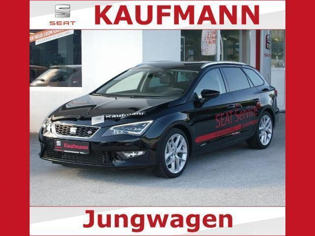 verkauft seat leon st fr tsi start sto gebraucht 2016 km in zell am see. Black Bedroom Furniture Sets. Home Design Ideas