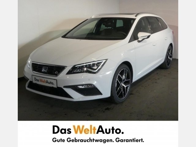 verkauft seat leon st fr tdi dsg gebraucht 2017 km. Black Bedroom Furniture Sets. Home Design Ideas