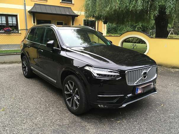 verkauft volvo xc90 d5 awd inscription gebraucht 2016 km in rosenburg mold. Black Bedroom Furniture Sets. Home Design Ideas