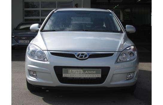 Verkauft Hyundai I30 1 6 Cvvt Flair Gebraucht 2007 58