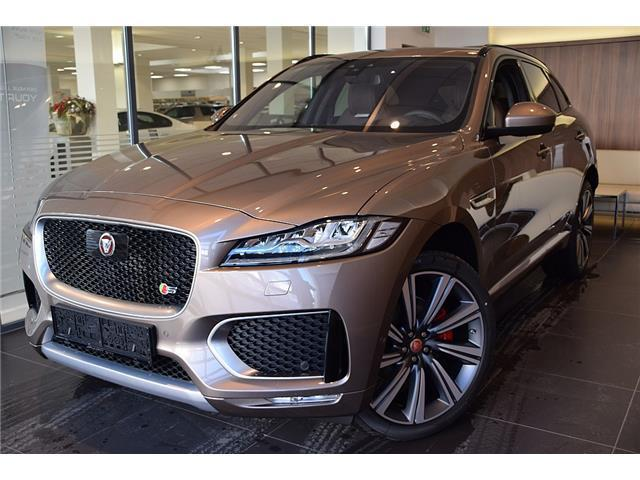 verkauft jaguar f pace f type30d awd s gebraucht 2016. Black Bedroom Furniture Sets. Home Design Ideas