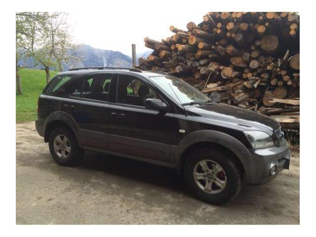 gebraucht 2 5 crdi active kia sorento 2005 km in stattersdorf. Black Bedroom Furniture Sets. Home Design Ideas