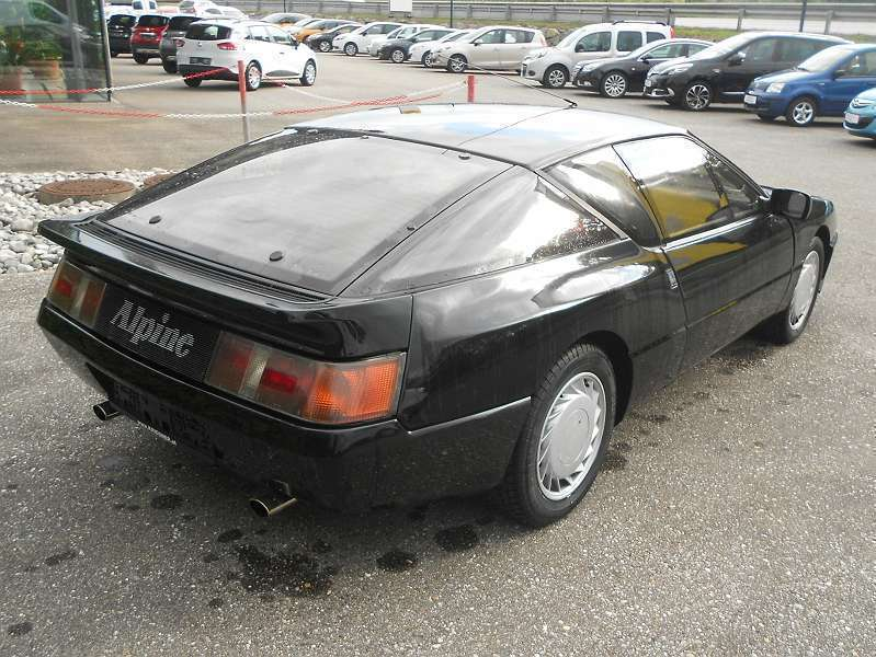 renault alpine v6 benzin 185 ps 1989 ried autouncle. Black Bedroom Furniture Sets. Home Design Ideas