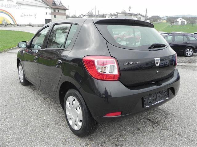 gebraucht stepway tce 90 limousine dacia sandero 2014 km in timelkam. Black Bedroom Furniture Sets. Home Design Ideas