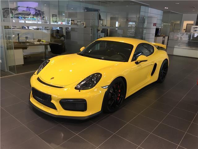 verkauft porsche cayman gt4 3 8 gebraucht 2016 km in wien. Black Bedroom Furniture Sets. Home Design Ideas