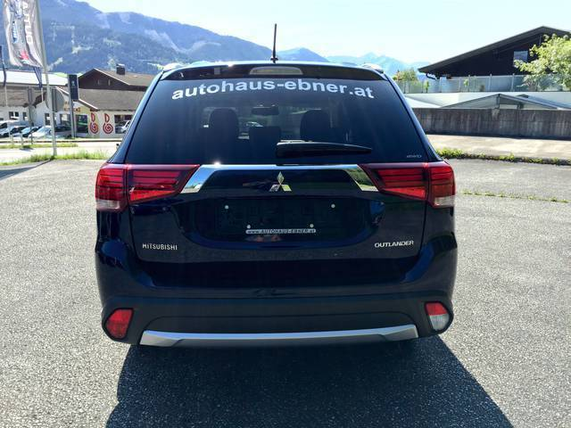 verkauft mitsubishi outlander 2 2 did gebraucht 2016 km in zell am see. Black Bedroom Furniture Sets. Home Design Ideas