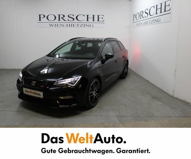 verkauft seat leon st cupra 300 tsi ds gebraucht 2017 km in wien. Black Bedroom Furniture Sets. Home Design Ideas