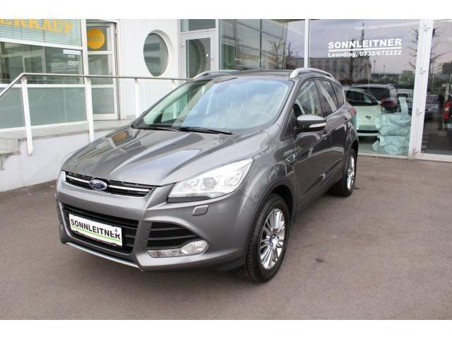 gebraucht 2 0 tdci titanium 4x4 suv offroad ford kuga 2014 km in leonding. Black Bedroom Furniture Sets. Home Design Ideas