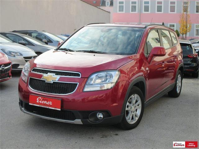 verkauft chevrolet orlando 2 0 eco lt gebraucht 2013 km in wien. Black Bedroom Furniture Sets. Home Design Ideas
