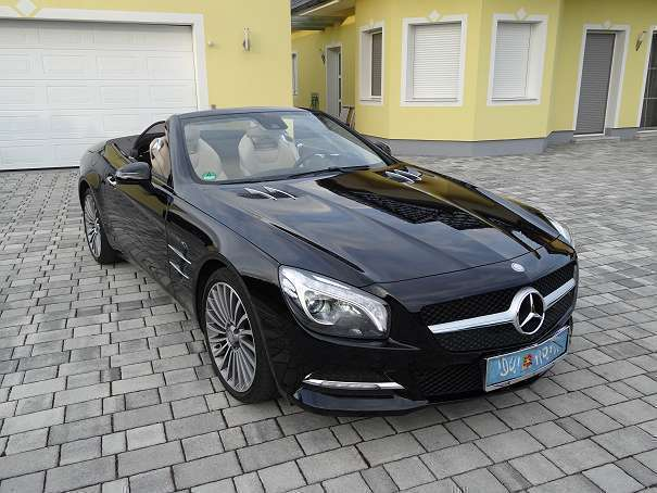 verkauft mercedes sl350 cabrio roads gebraucht 2012. Black Bedroom Furniture Sets. Home Design Ideas
