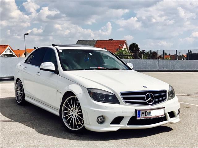 verkauft mercedes c63 amg amg avantgar gebraucht 2008 km in brunn am gebirge. Black Bedroom Furniture Sets. Home Design Ideas