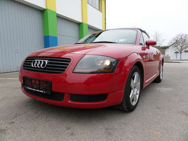 verkauft audi tt roadster roadster 1 8 gebraucht 2002 km in pattigham. Black Bedroom Furniture Sets. Home Design Ideas