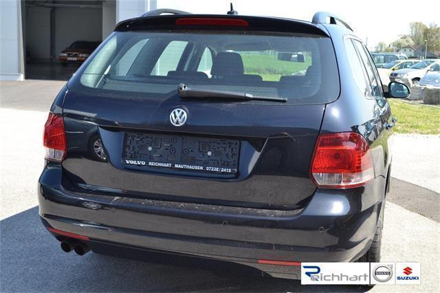 gebraucht variant comfortline 1 4 tsi kombi vw golf 2010 km in mauthausen. Black Bedroom Furniture Sets. Home Design Ideas