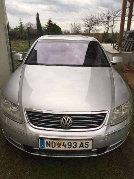 verkauft vw phaeton 3 0 tdi limousine gebraucht 2005 km in neusiedl am see. Black Bedroom Furniture Sets. Home Design Ideas