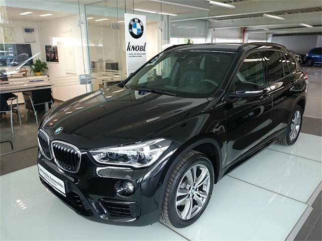 verkauft bmw x1 xdrive18d gebraucht 2017 km in steyr. Black Bedroom Furniture Sets. Home Design Ideas