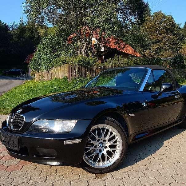 Bmw Z3 2 5 I: Verkauft BMW Z3 Cabrio / Roadster,, Gebraucht 2001, 126
