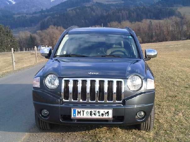 verkauft jeep compass 2 4 sport plus s gebraucht 2008 km in murtal. Black Bedroom Furniture Sets. Home Design Ideas