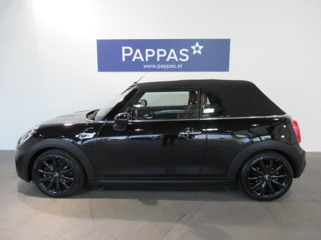 verkauft mini cooper s cabriolet aut gebraucht 2016 34. Black Bedroom Furniture Sets. Home Design Ideas