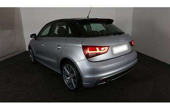 verkauft audi a1 sportback 1 6 tdi ad gebraucht 2014. Black Bedroom Furniture Sets. Home Design Ideas