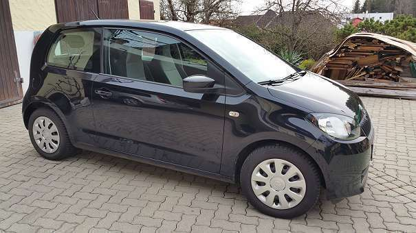 verkauft skoda citigo ambition gebraucht 2012 km in althofen. Black Bedroom Furniture Sets. Home Design Ideas