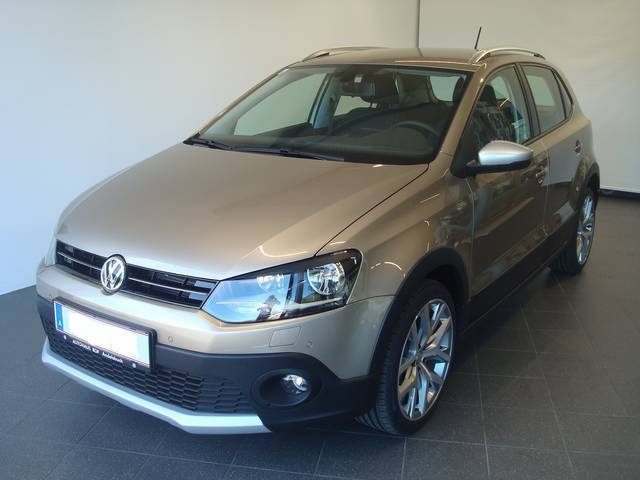 verkauft vw polo cross 1 4 tdi gebraucht 2016 km in andelsbuch. Black Bedroom Furniture Sets. Home Design Ideas