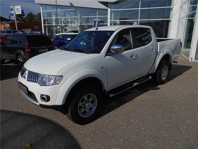 Verkauft mitsubishi pajero pick up int gebraucht 2012 for Auto stockerau