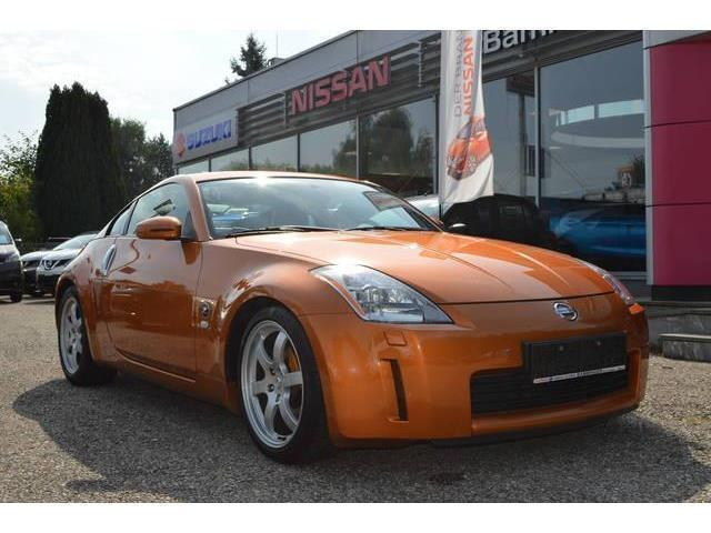gebraucht premium pack nissan 350z 2003 km in sattledt. Black Bedroom Furniture Sets. Home Design Ideas
