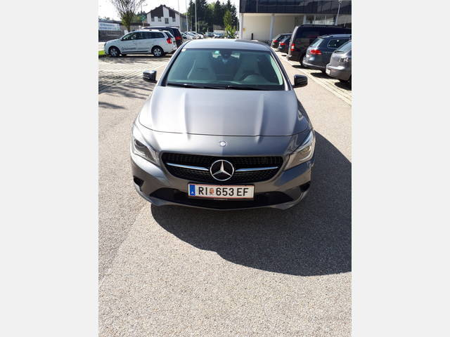 verkauft mercedes cla180 gebraucht 2016 km in ried im innkreis. Black Bedroom Furniture Sets. Home Design Ideas
