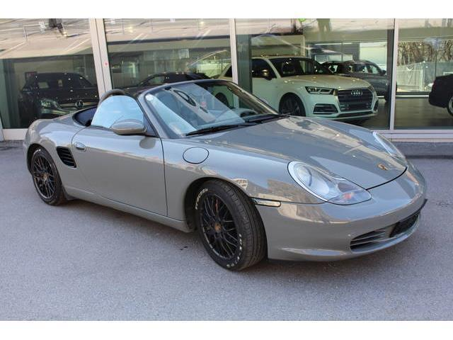 verkauft porsche boxster cabrio road gebraucht 2003 km in salzburg. Black Bedroom Furniture Sets. Home Design Ideas