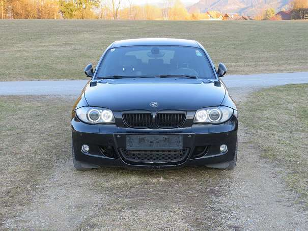gebraucht 1er reihe diesel e87 sterreich paket bmw 118 2006 km in vomp. Black Bedroom Furniture Sets. Home Design Ideas