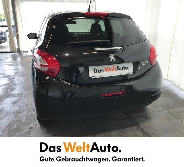 Verkauft Peugeot 208 Allure 1,6 E-HDI ., Gebraucht 2012