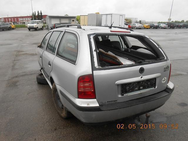 gebraucht combi 1 9 slx tdi kombi skoda octavia 1999 km in st florian. Black Bedroom Furniture Sets. Home Design Ideas
