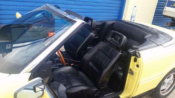 verkauft audi 80 cabrio cabrio roads gebraucht 1992. Black Bedroom Furniture Sets. Home Design Ideas