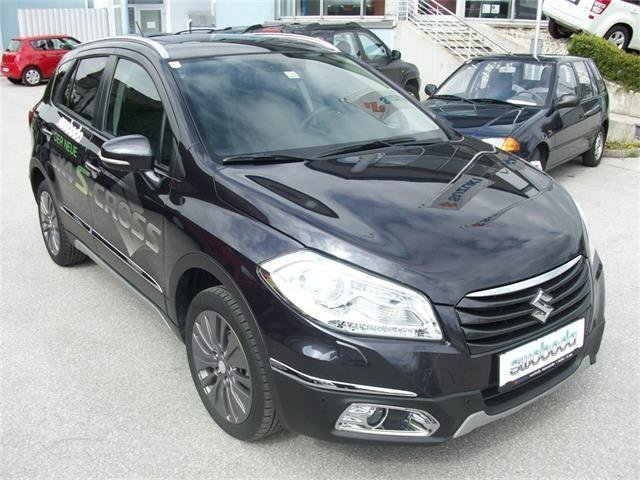 verkauft suzuki sx4 s cross 1 6 ddis a gebraucht 2010 km in anif. Black Bedroom Furniture Sets. Home Design Ideas