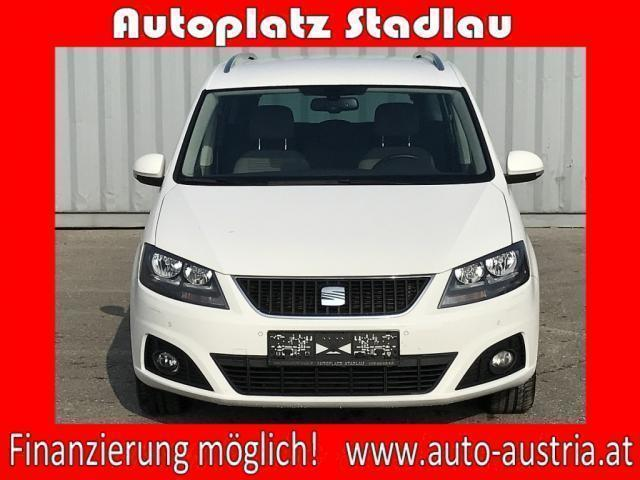 gebraucht style 2 0 tdi cr dpf dsg 7 sitze finanzierung m glich van minivan seat alhambra. Black Bedroom Furniture Sets. Home Design Ideas