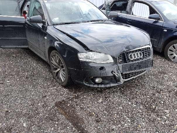Verkauft Audi A4 B7 Exclusive Unfall K., gebraucht 2006, 177.000 km ...