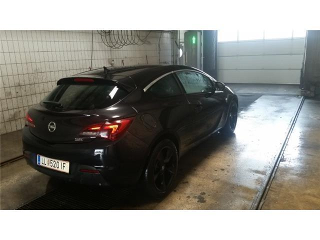 verkauft opel astra gtc gtc 1 4 turbo gebraucht 2012 km in h rsching. Black Bedroom Furniture Sets. Home Design Ideas