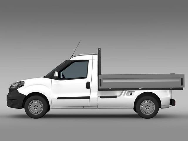 gebraucht cargo work up 1 3 multijet 90 basis fiat dobl 2016 km 0 in mils fiat betrieb. Black Bedroom Furniture Sets. Home Design Ideas