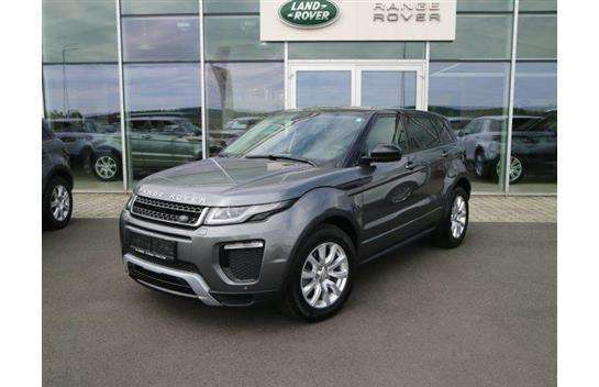 verkauft land rover range rover evoque gebraucht 2016 km in st michael im bur. Black Bedroom Furniture Sets. Home Design Ideas