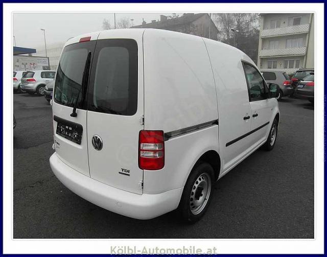 verkauft vw caddy kastenwagen bmt 1 6 gebraucht 2012 km in horn. Black Bedroom Furniture Sets. Home Design Ideas