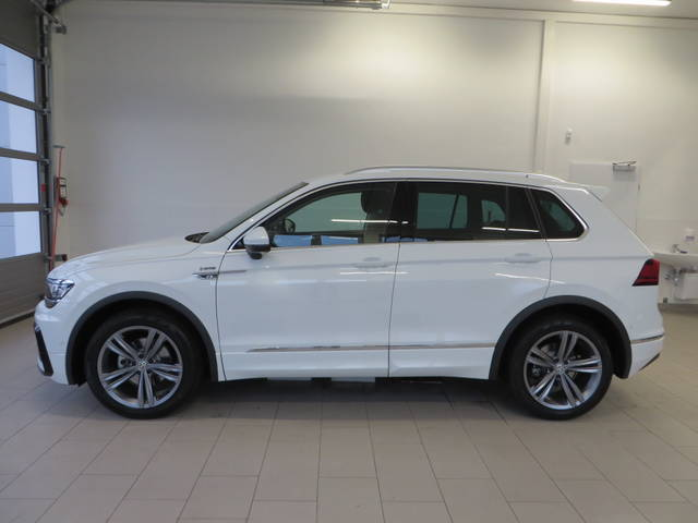 verkauft vw tiguan r line 240 ps d gebraucht 2017 4 km in stockerau. Black Bedroom Furniture Sets. Home Design Ideas