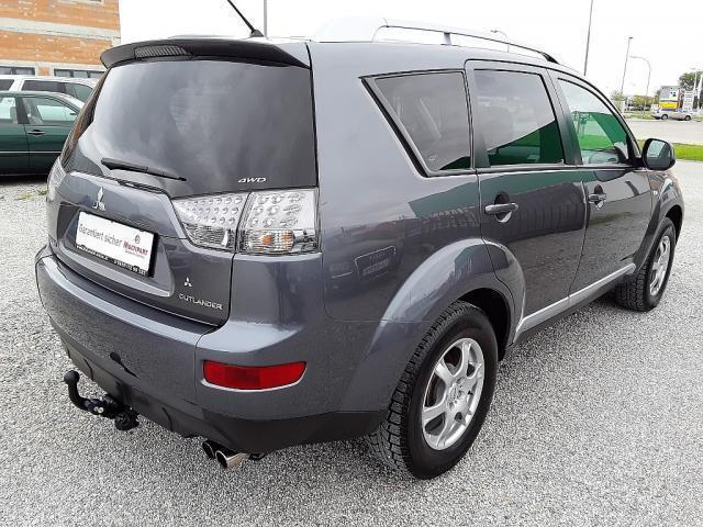 verkauft mitsubishi outlander 2 0 di d gebraucht 2007 km in baden. Black Bedroom Furniture Sets. Home Design Ideas